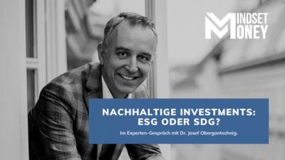 Experten-Talk mit Josef Obergantschnig